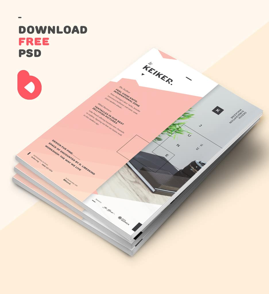 Free Corporate Flyer PSD