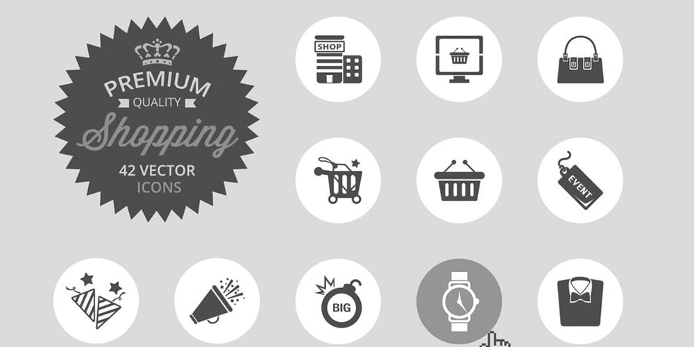 free-vector-shopping-icons