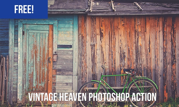 Latest Free Photoshop Actions » CSS Author