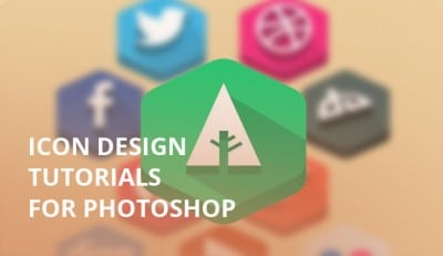 Icon Design Tutorials For Photoshop