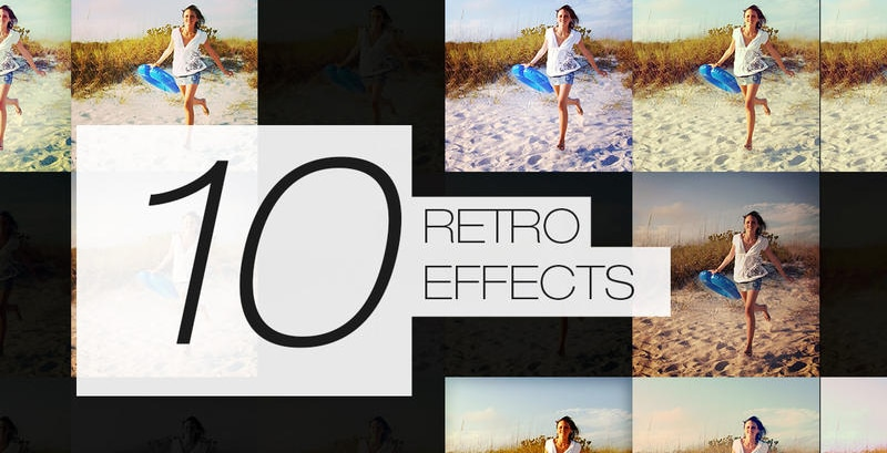 Instant Hipster - Retro Actions