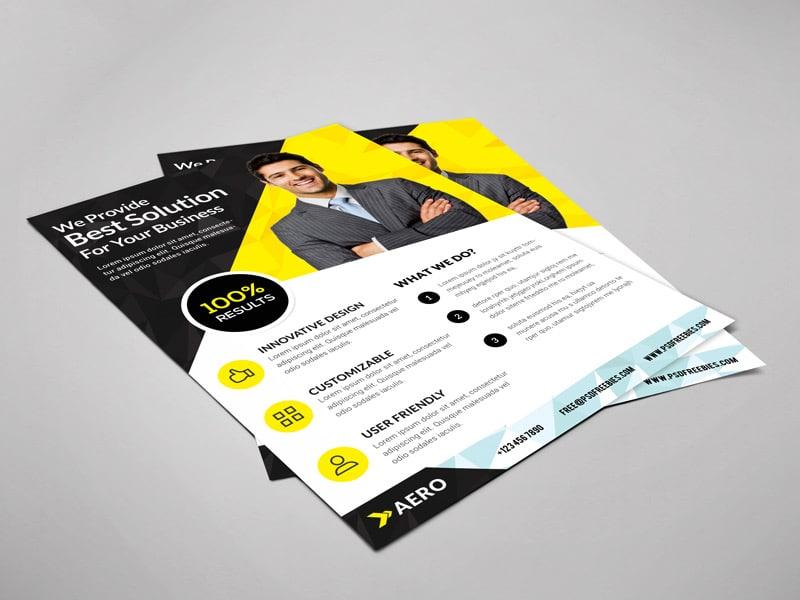 Multiuse Corporate Business Flyer PSD