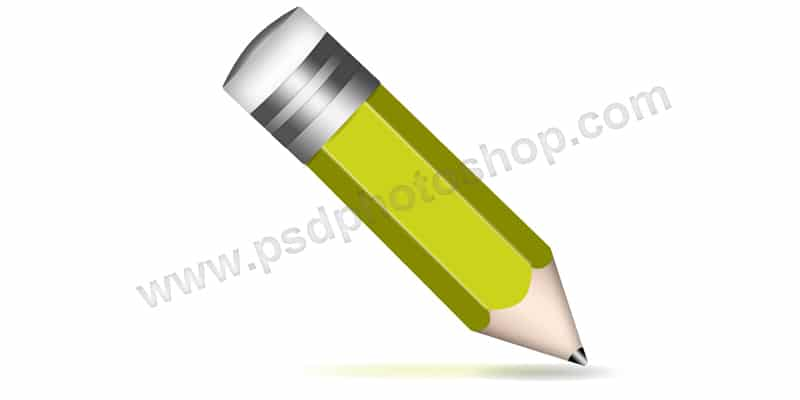 How to make Pencil Icon in Photoshop