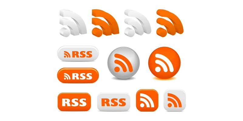 RSS icons with Photoshop
