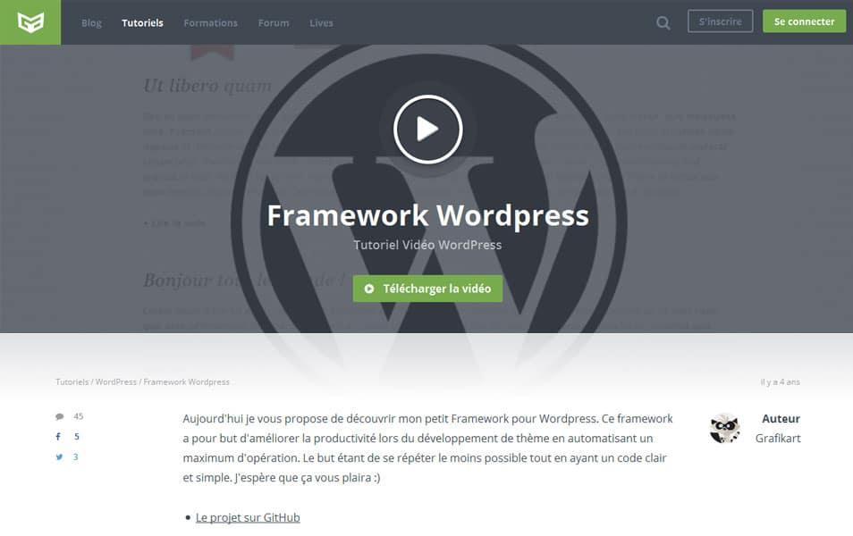 WPHP Framework