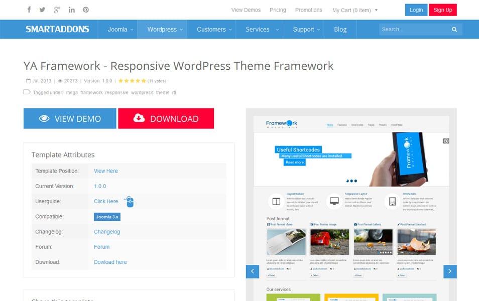 YA Framework