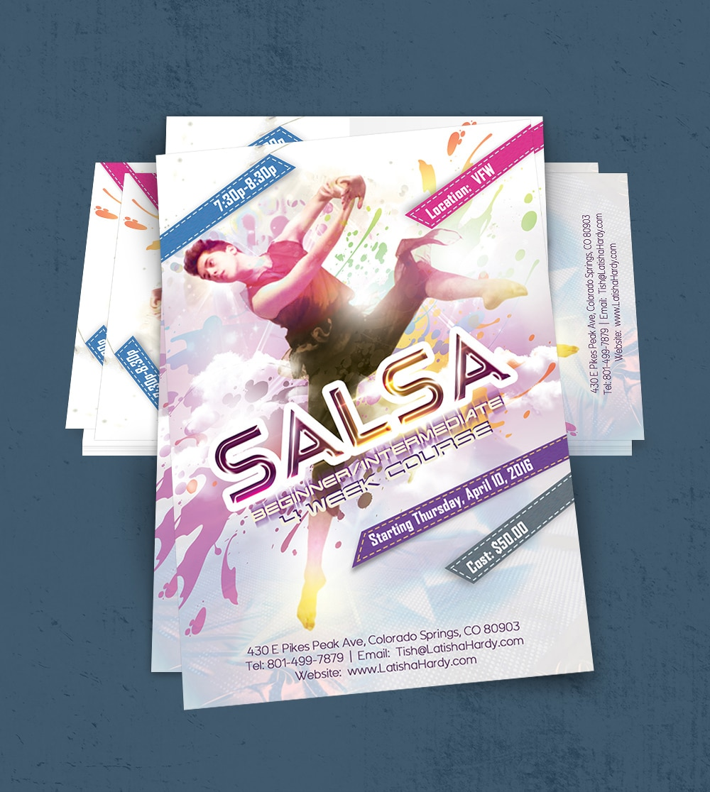 Free Fitness Gym Flyer Template Psd Files And Free Church: Free Flyer Templates PSD From 2016 » CSS Author