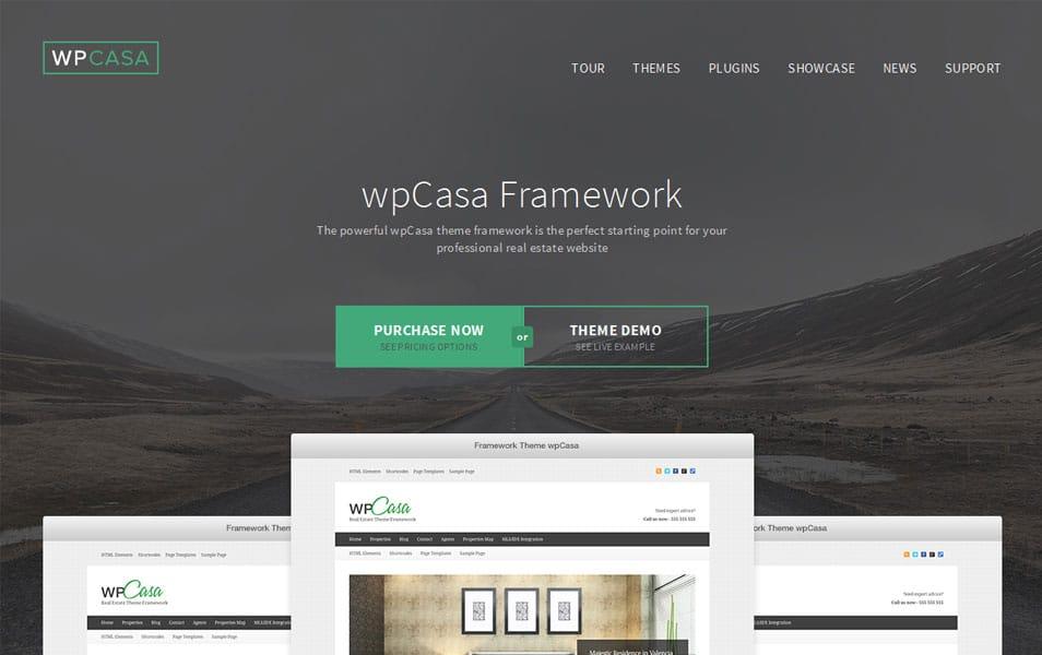wpCasa Framework