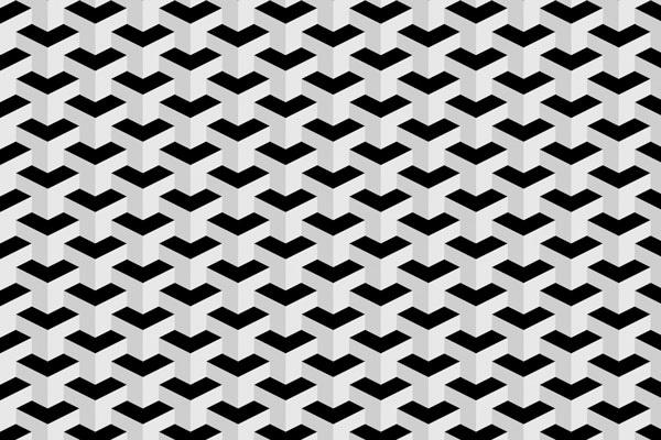 3D-Geometric-Pattern