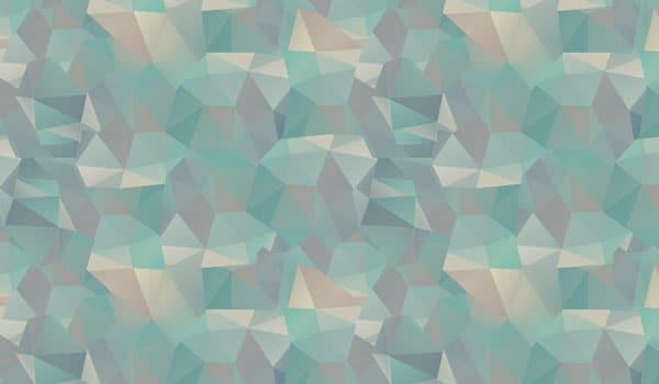 Abstract Low-Poly Pattern