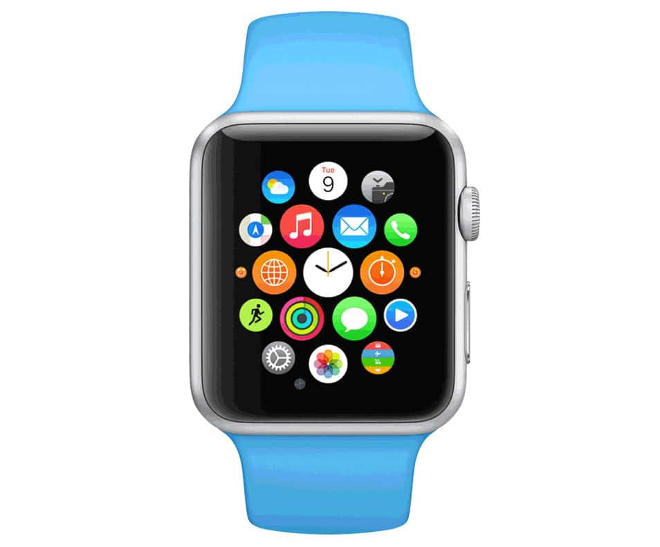 Apple Watch Icon Template