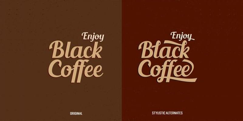 Blenda Script Free Font