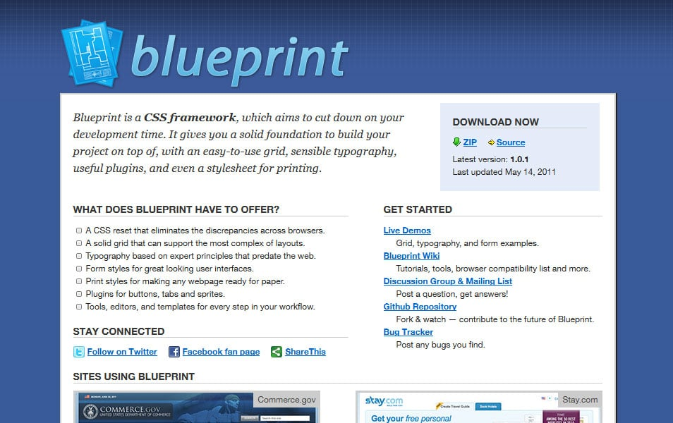 100 best grid systems tools for responsive design blueprint malvernweather Image collections