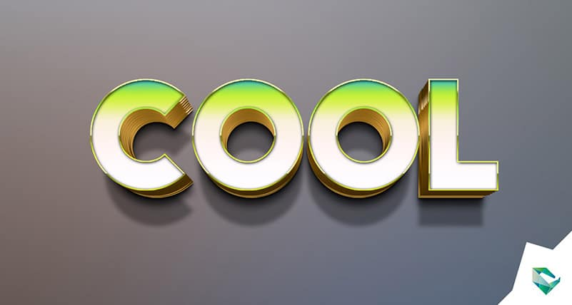 Cool Free 3d Text Effects Style
