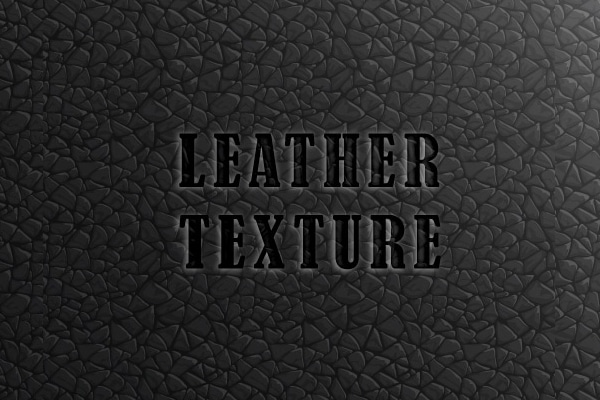 Create a Realistic Leather Texture in Illustrator