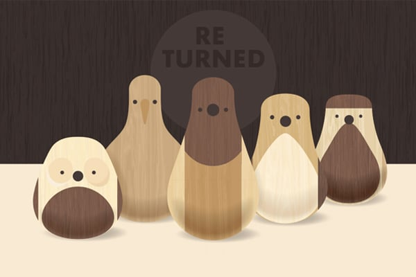 Create a Wood Texture in Illustrator
