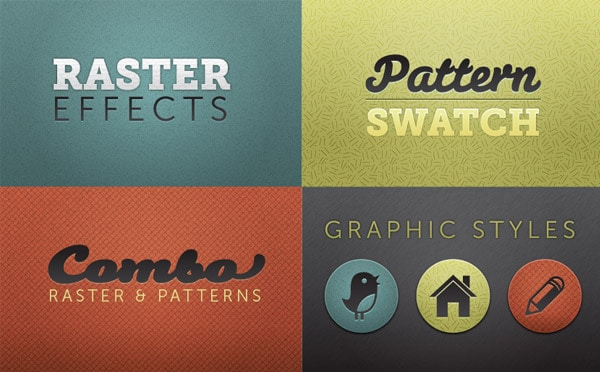 Creating Seamless Textures and Seamless Backgrounds in Illustrator