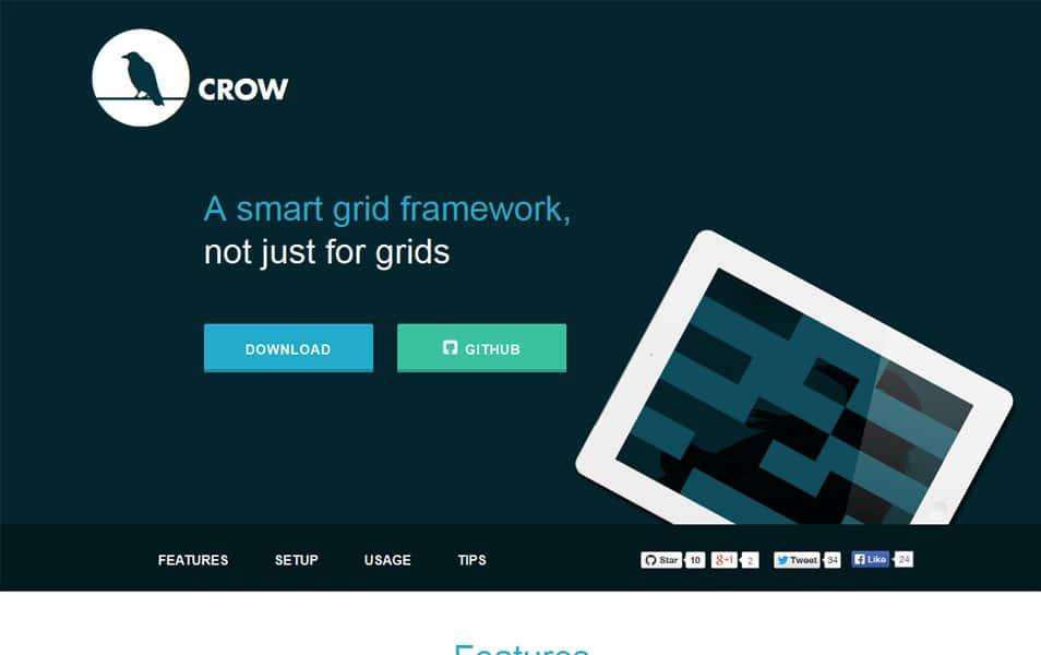 Crow Grid Framework