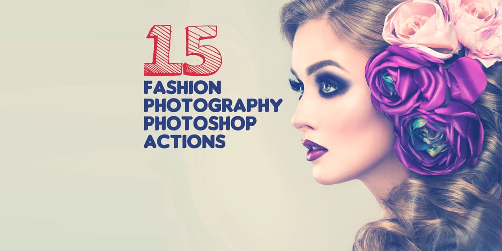 Free Fashion Photography Actions