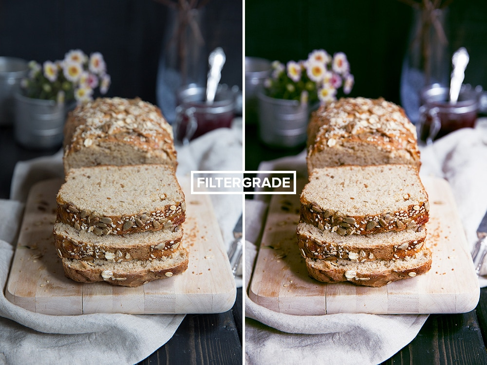Free Food Photoshop Actions for Broma Bakery