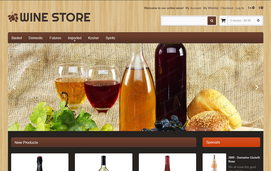 Free Magento 1.8 Bootstrap 3.0 Template