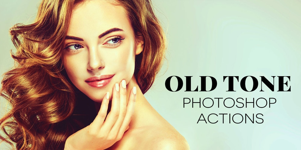 Free Old Tones Photoshop Actions