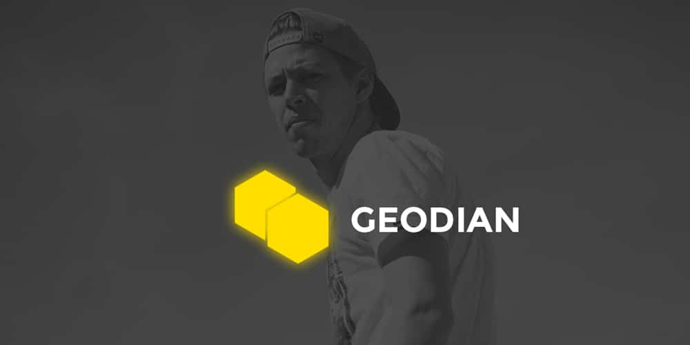 Geodian Free Portfolio Web Template PSD