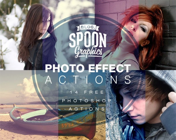 High Quality Free Photo Effect Photoshop Actions
