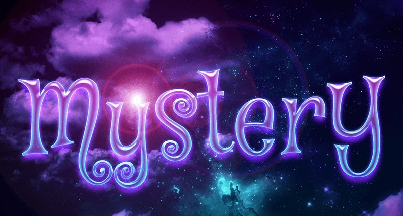 Mystery Text Style PSD