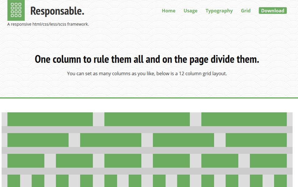 Responsable Framework