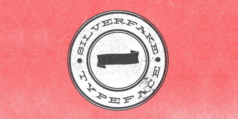 Silverfake Free Font