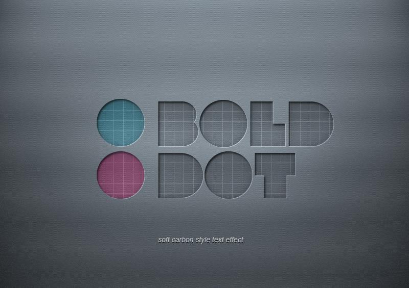 Soft-Carbon-Text-Effect-PSD