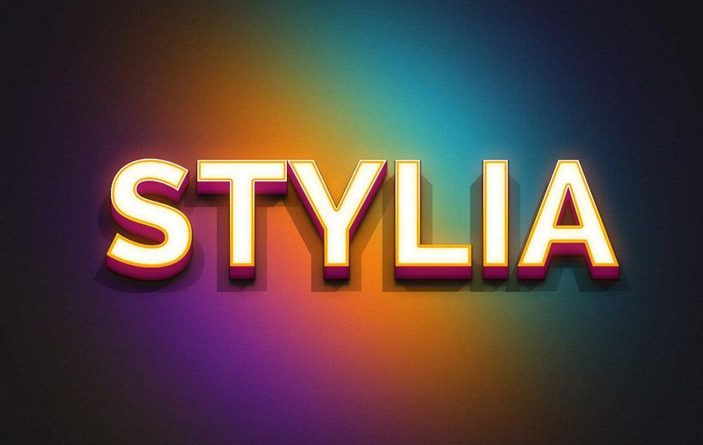 Stylia-Text-Effect-PSD