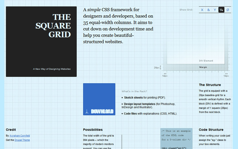 The Square Grid