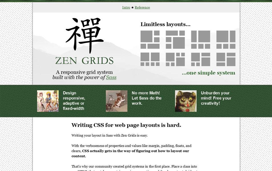Zen Grids