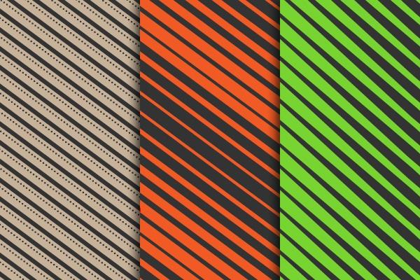 How to create diagonal seamless pattern