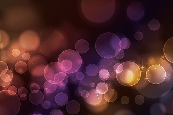 vector-Bokeh-background