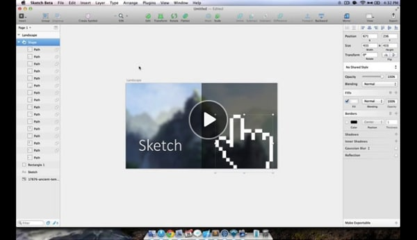Create Designs for Mobile and Websites in Sketch 3