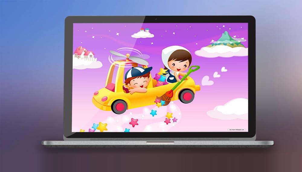 Free MacBook Pro Retina Mockup PSD