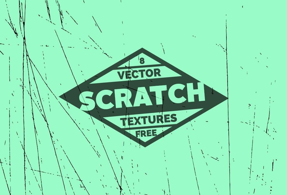 Free Scratch Vector Textures