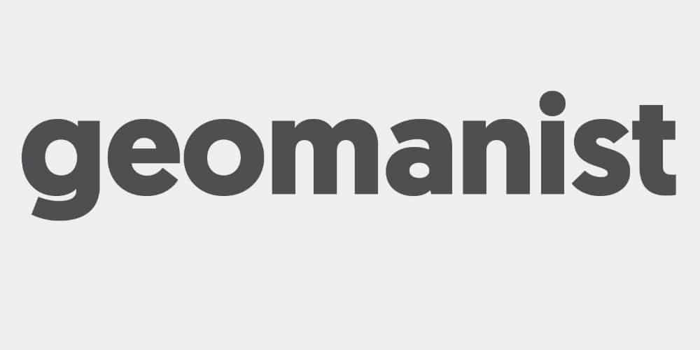 Geomanist Free Font