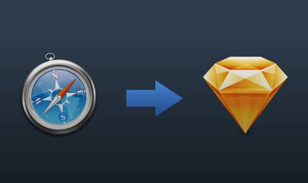 Import Web Pages into Sketch