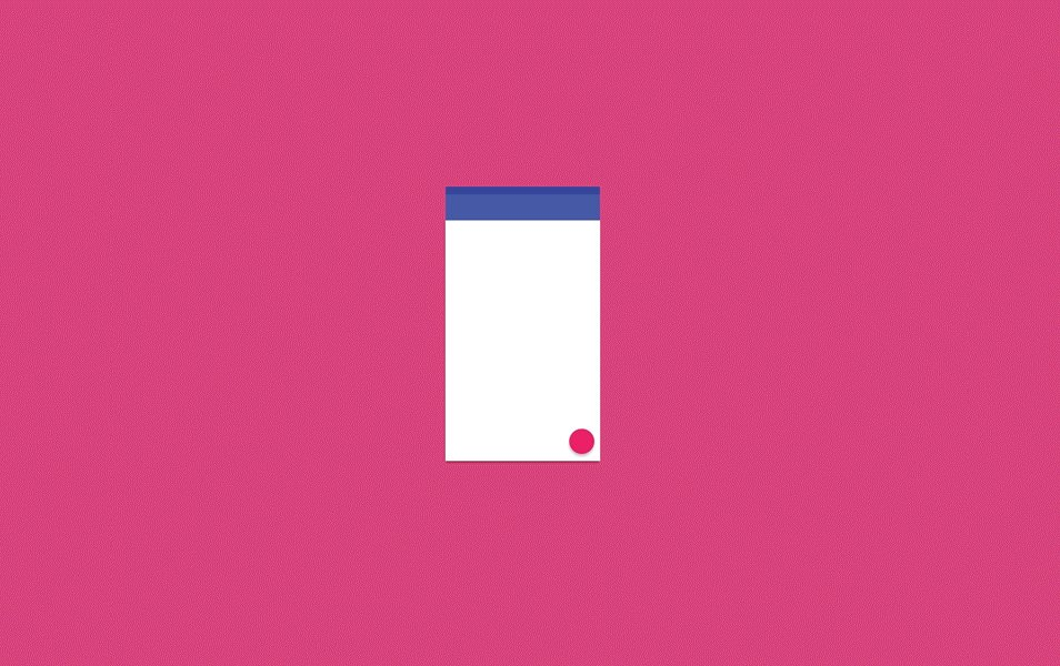 Keynote Animation Material Design