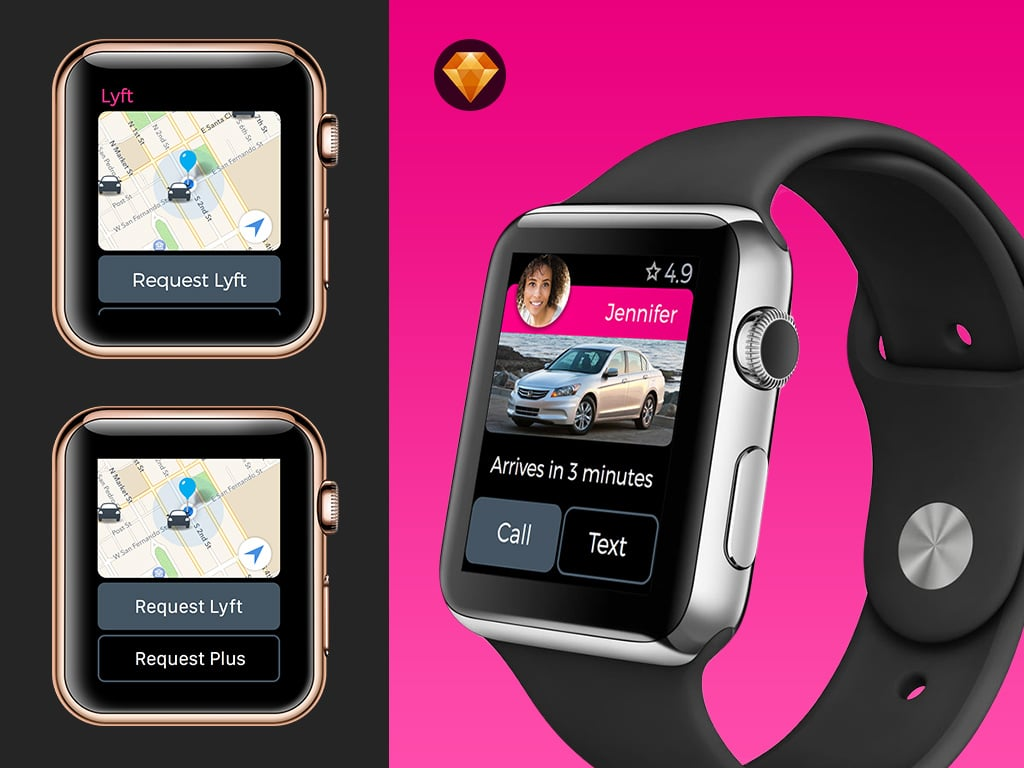 Lyft-Apple-Watch-GUI