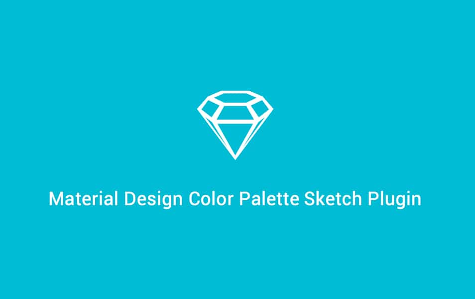 Material Design Color Palette Sketch Plugin