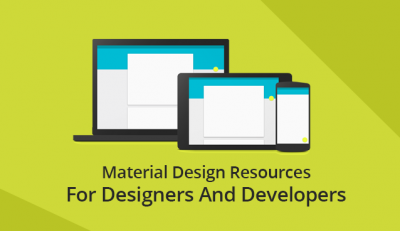 Material Design Resources For Designers And Developers