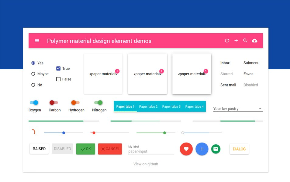 Polymer Material Design Playground