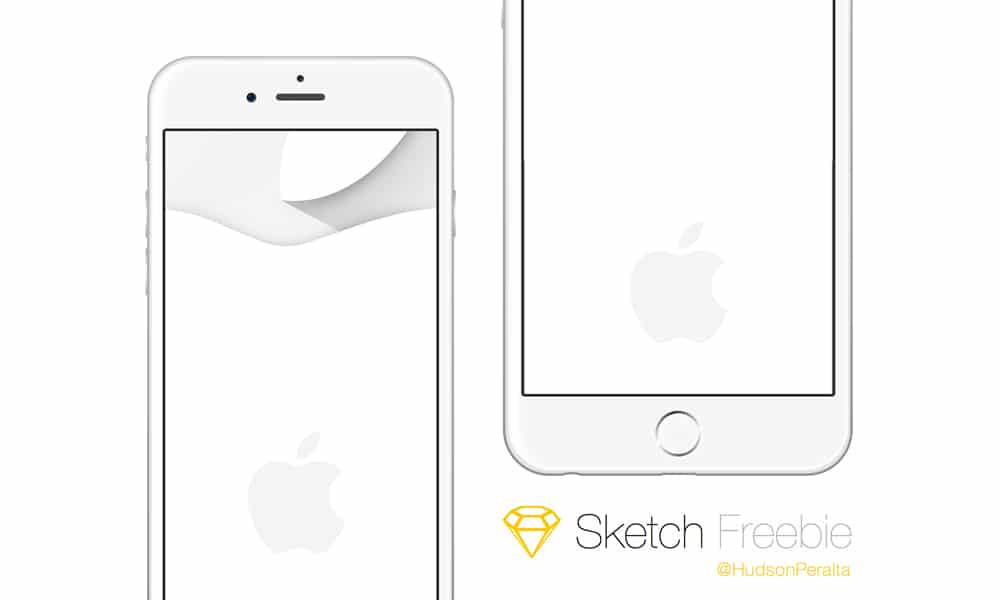 iPhone 6 & 6 Plus Mockup