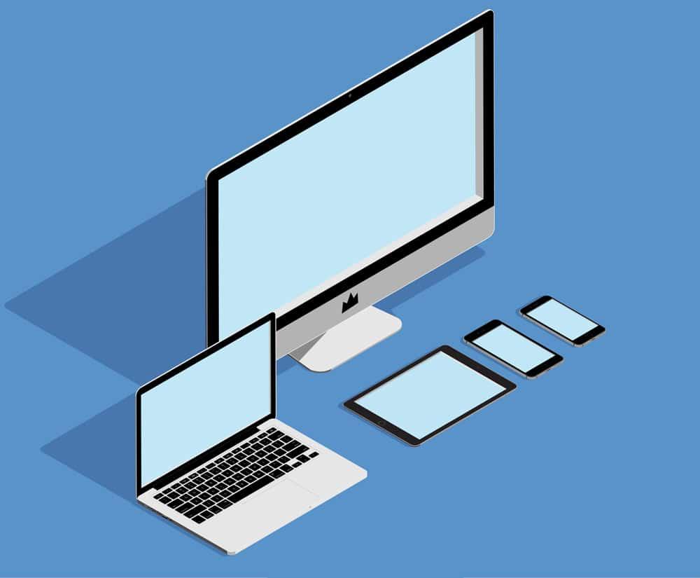 Apple Device Mockup