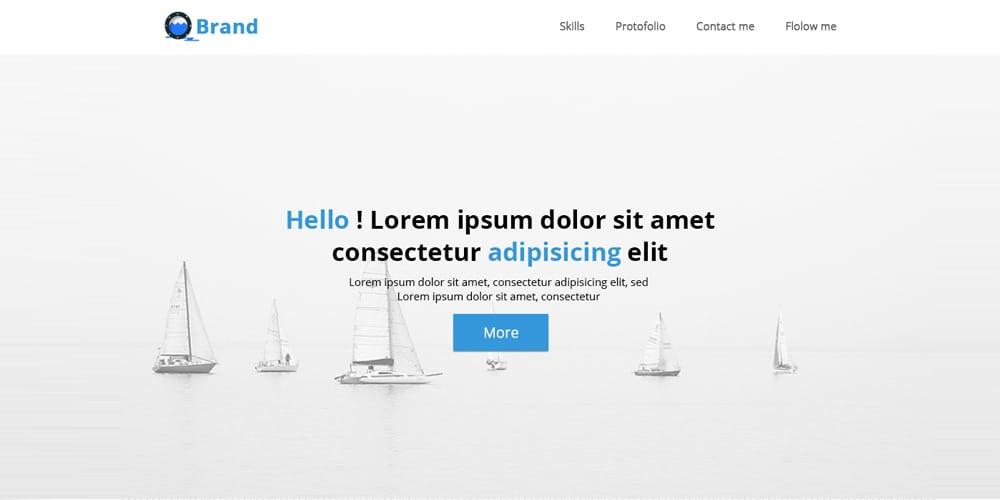 free-portfolio-web-template-psd